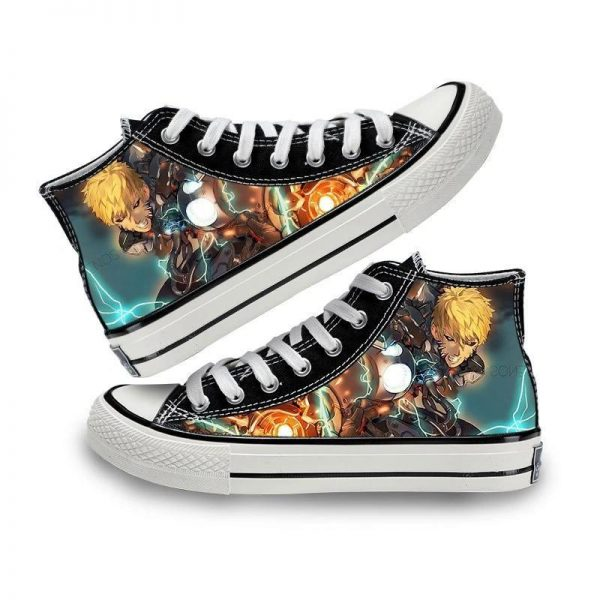 Chaussures Genos one punch man 36 Official Dr. Stone Merch