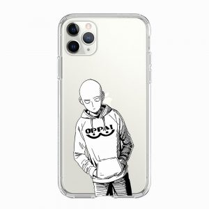 Coque One Punch Man iPhone Saitama Oppai Iphone 5 S SE Official Dr. Stone Merch