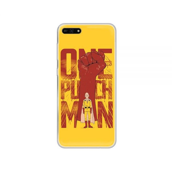 Coque One Punch Man Huawei Saitama Poing Géant Honor 7A Official Dr. Stone Merch