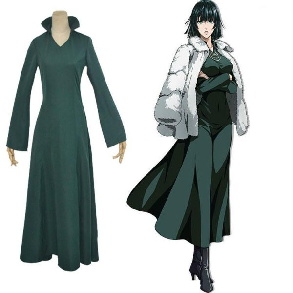 Cosplay Fubuki XS Official Dr. Stone Merch