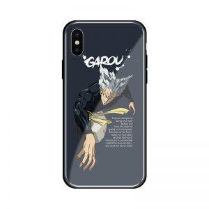 Coque One Punch Man iPhone Garou (Garoh) IPhone 5 5S Se Official Dr. Stone Merch