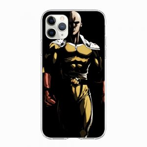 Coque One Punch Man iPhone Saitama Héro Iphone 5 S SE Official Dr. Stone Merch