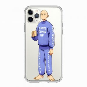 Coque One Punch Man iPhone Saitama Thé Iphone 5 S SE Official Dr. Stone Merch