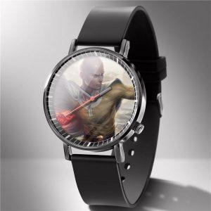 Montre One Punch Man Saitama Héro Capé Quartz Official Dr. Stone Merch