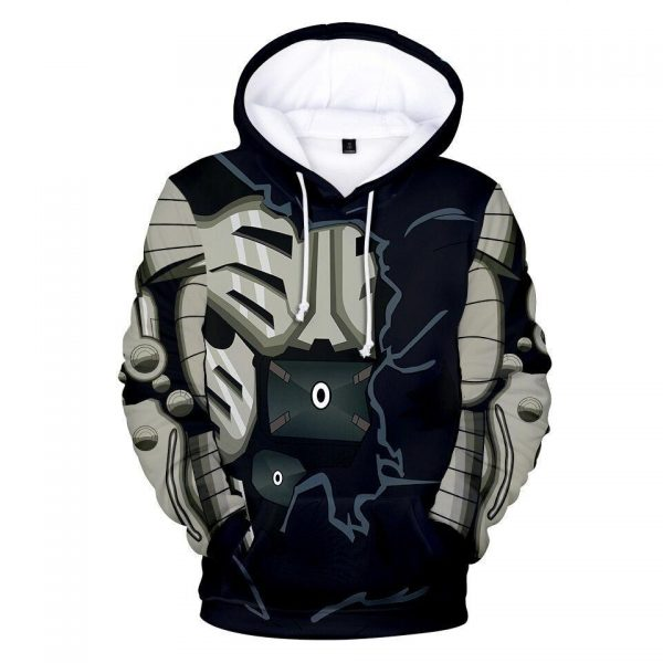 Sweat One Punch Man Genos Héros XXS Official Dr. Stone Merch