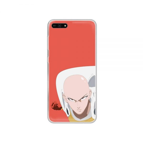 Coque One Punch Man Huawei Saitama Coup de Poing Honor 7A Official Dr. Stone Merch