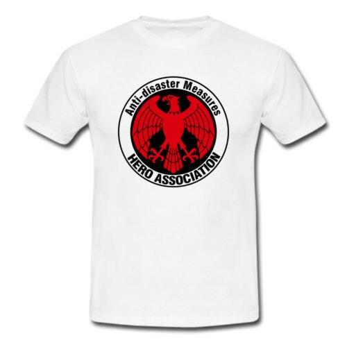 T-Shirt One Punch Man QG des Héros S Official Dr. Stone Merch