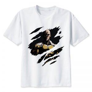 T-Shirt One Punch Man Saitama Légende S Official Dr. Stone Merch
