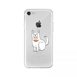 Coque One Punch Man iPhone Chien de garde man Iphone 4s Official Dr. Stone Merch