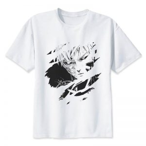 T-Shirt One Punch Man Genos Cyborg S Official Dr. Stone Merch