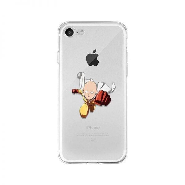 Coque One Punch Man iPhone Super Saitama Iphone 4s Official Dr. Stone Merch