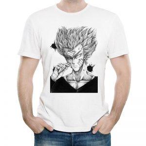 T-Shirt One punch man Garou badass S Official Dr. Stone Merch