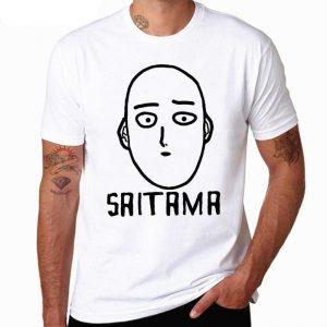 T-Shirt One Punch Man Saitama Heisenberg S Official Dr. Stone Merch