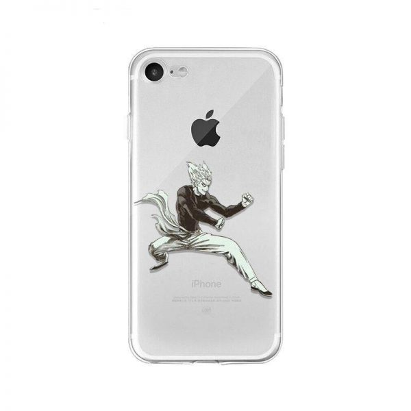 Coque One Punch Man iPhone Garou Iphone 4s Official Dr. Stone Merch