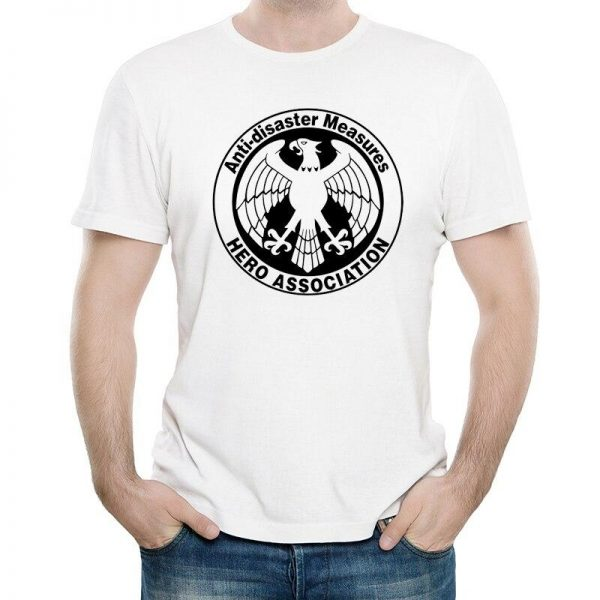 T-Shirt Association anti monstre S Official Dr. Stone Merch