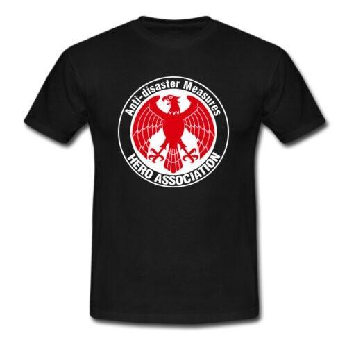 T-Shirt One Punch Man QG Association des Héros S Official Dr. Stone Merch
