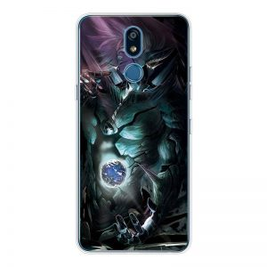 Coque One Punch Man LG Lord Boros LG K50 Official Dr. Stone Merch