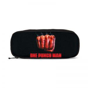 Trousse One Punch Man Poing de Saitama L24cm x H04cm x E10cm Official Dr. Stone Merch