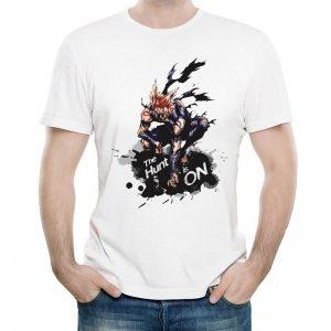 T-Shirt Garou chasse ouverte S Official Dr. Stone Merch