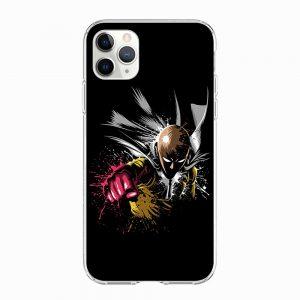 Coque One Punch Man iPhone Saitama Vénère Iphone 5 S SE Official Dr. Stone Merch