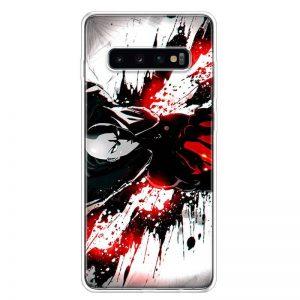 Coque One Punch Man Samsung Saitama Héro Samsung A51 Official Dr. Stone Merch