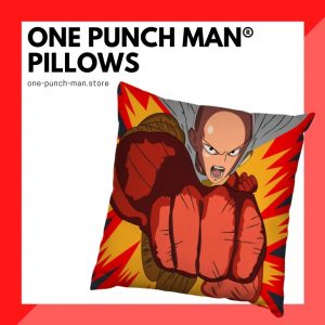 One Punch Man Pillows