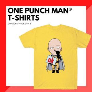 One Punch Man T-Shirts