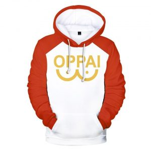 Sweat One Punch Man Oppai S Official Dr. Stone Merch