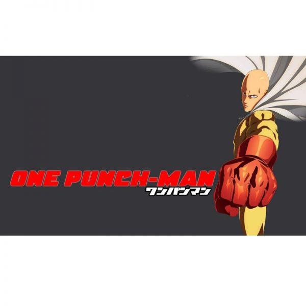 Poster One Punch Man Saitama Poing tendu 40x50 cm Official Dr. Stone Merch