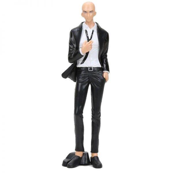 Figurine One Punch Man Saitama Costard (20cm) Figurine et Boîte Official Dr. Stone Merch