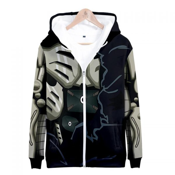 Veste One Punch Man Genos Cyborg XS Official Dr. Stone Merch