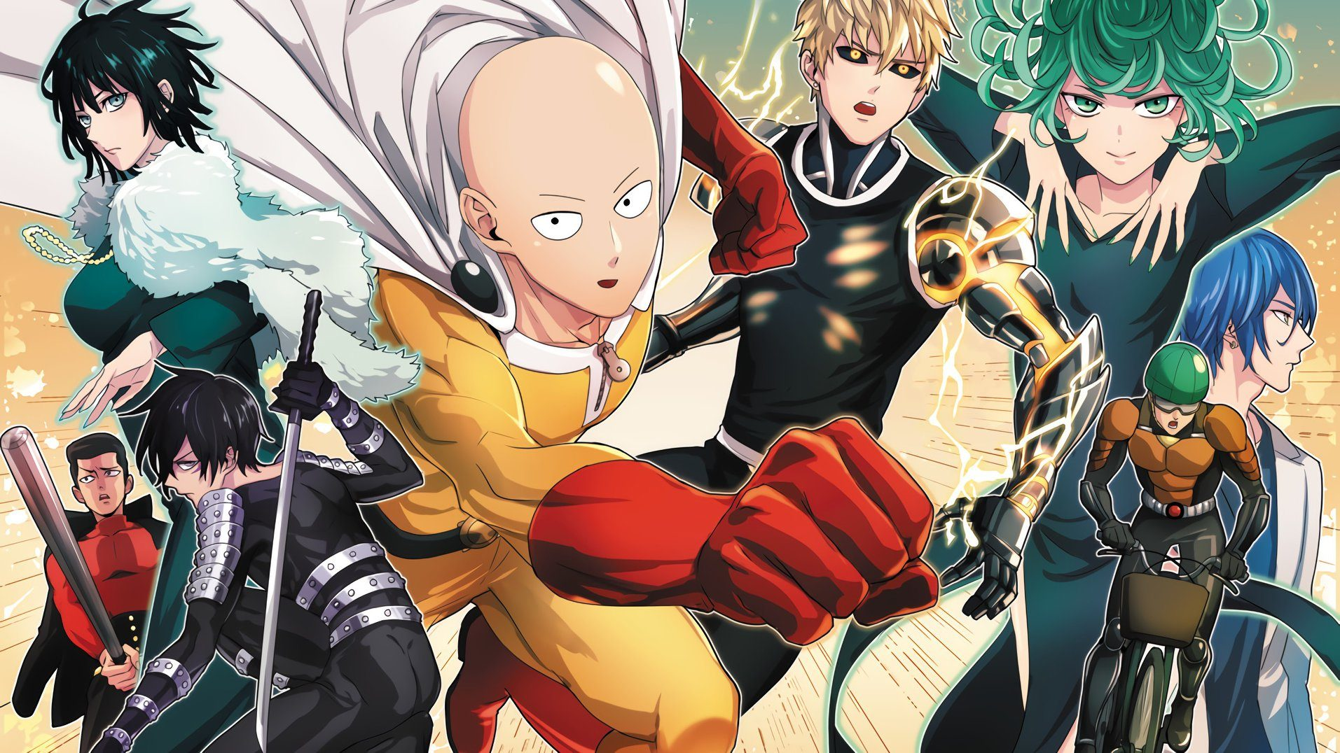 opmwallpaper - One Punch Man Store