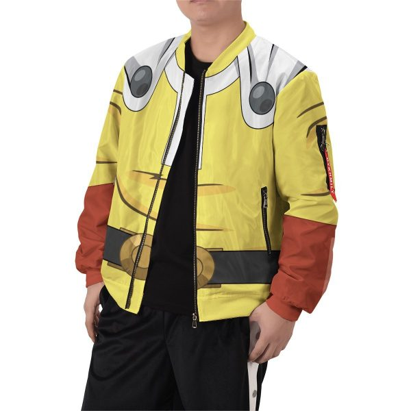 one punch bomber jacket 452432 - One Punch Man Store