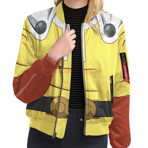 one punch bomber jacket 574497 - One Punch Man Store