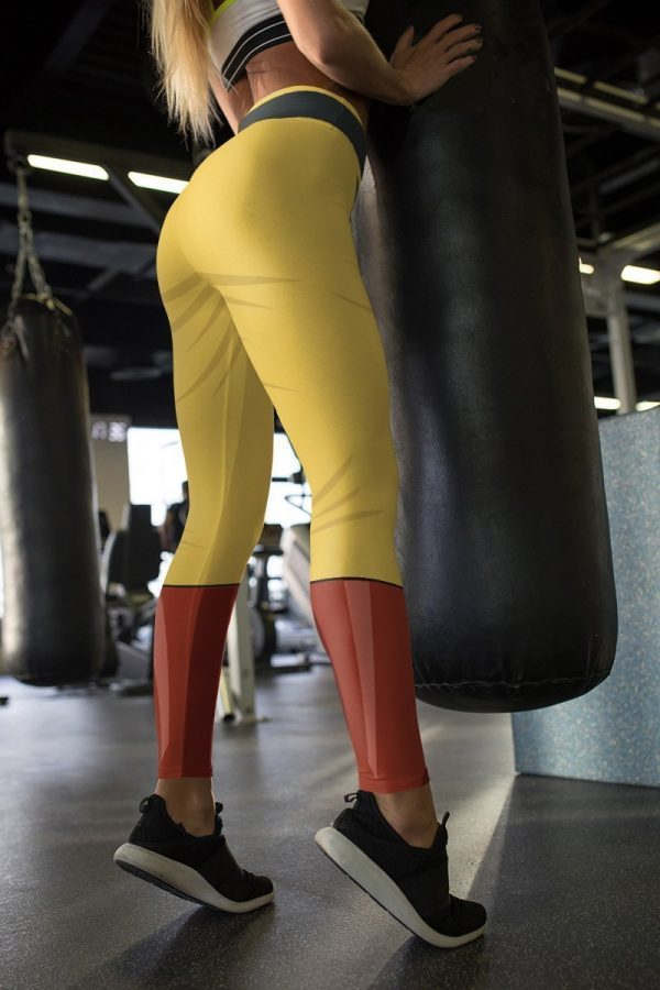 one punch hero unisex tights 410569 - One Punch Man Store