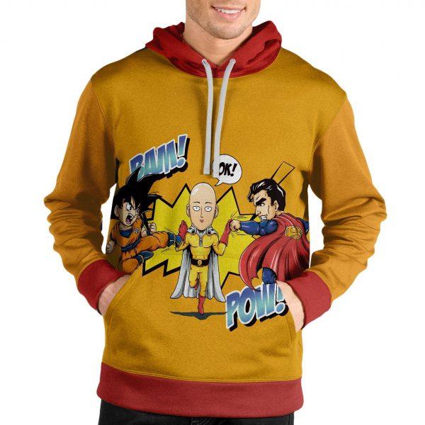saitamas ok pullover hoodie 407360 - One Punch Man Store