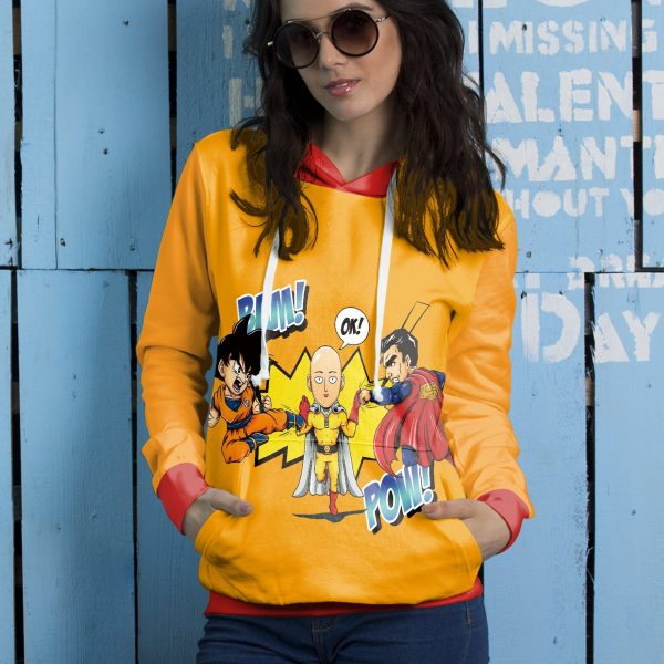saitamas ok pullover hoodie 753638 - One Punch Man Store