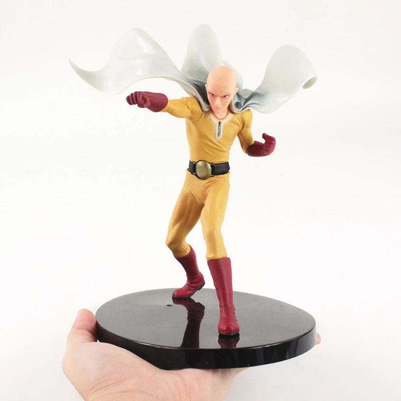 One Punch Man Figures - Saitama OPM Action Figure Toys
