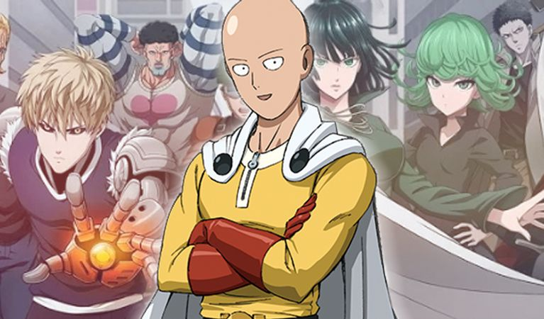 saitama from one punch man - One Punch Man Store